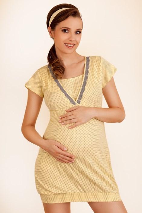 Materská, dojčiaca košieľka Monique 2