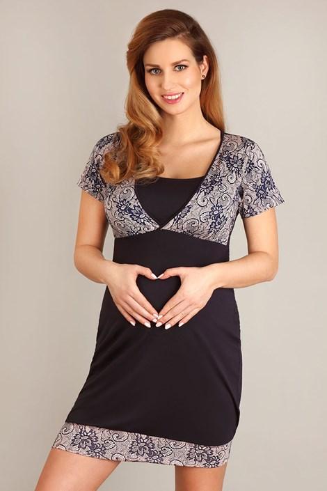Materská, dojčiaca košieľka Lilli