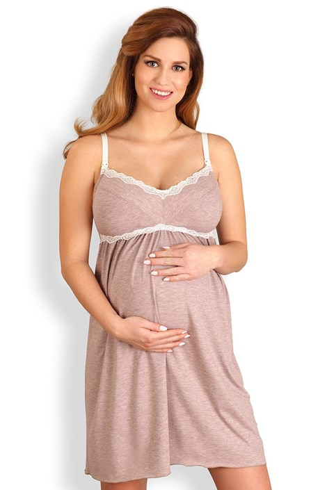 Materská, dojčiaca košieľka Laura