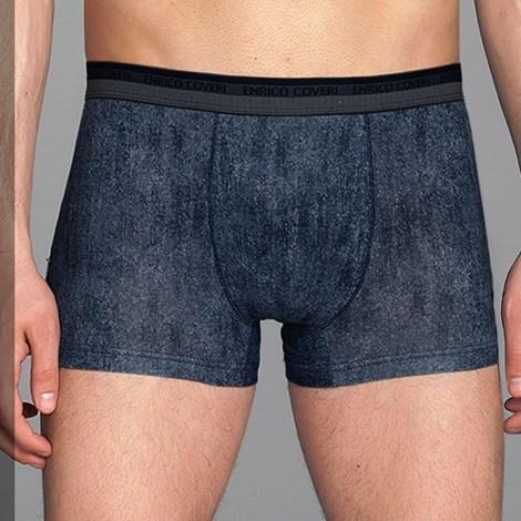 2pack pánskych boxeriek EB 1600 jeans