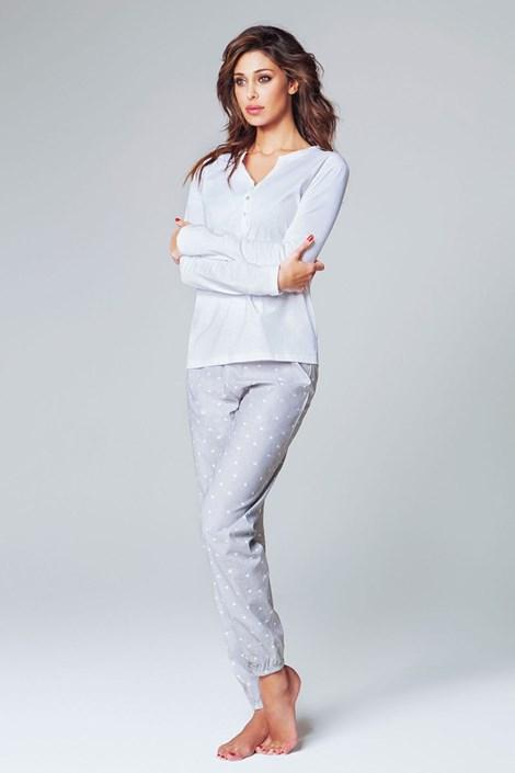 Dámske talianske pyžamo Alessanda