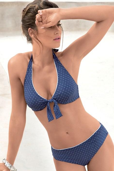 Dámske luxusné dvojdielne plavky Byanca nevystužené