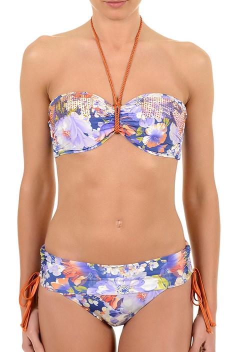 Dámske luxusné dvojdielne plavky Touch s kosticami