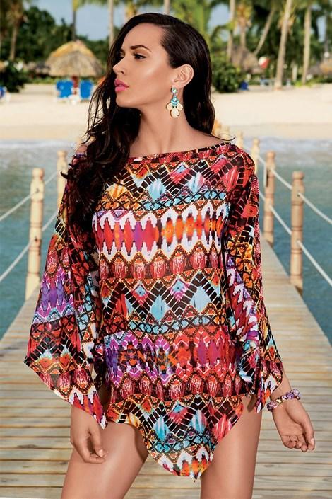 Luxusné plážové šaty Vedette