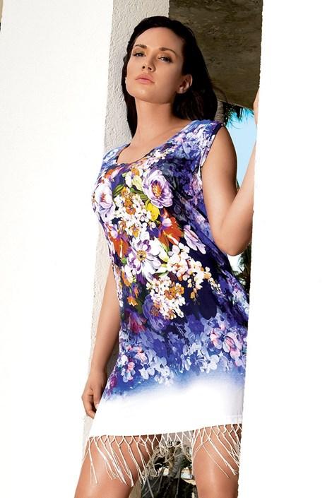 Luxusné plážové šaty z kolekcie David Mare 6607