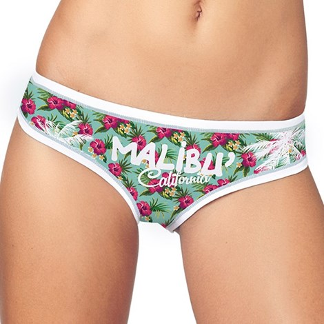 Talianske nohavičky Malibu 6615 v2