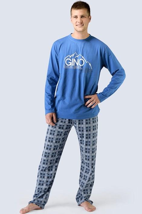 Pánske pyžamo Gino dlhé