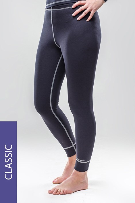 Termo nohavice Claccis - šedé
