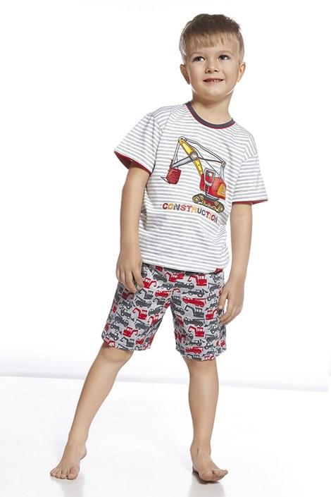 Chlapčenské pyžamo Construction