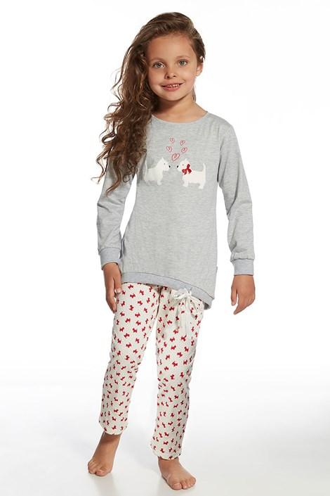 Dievčenské pyžamo Dogs