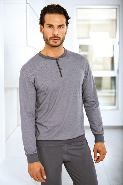 Pánsky bavlnený komplet Bond - tričko, nohavice