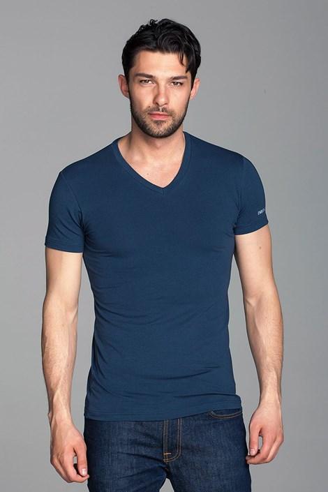 Pánske tričko Enrico Coveri ET1501 bavlnené