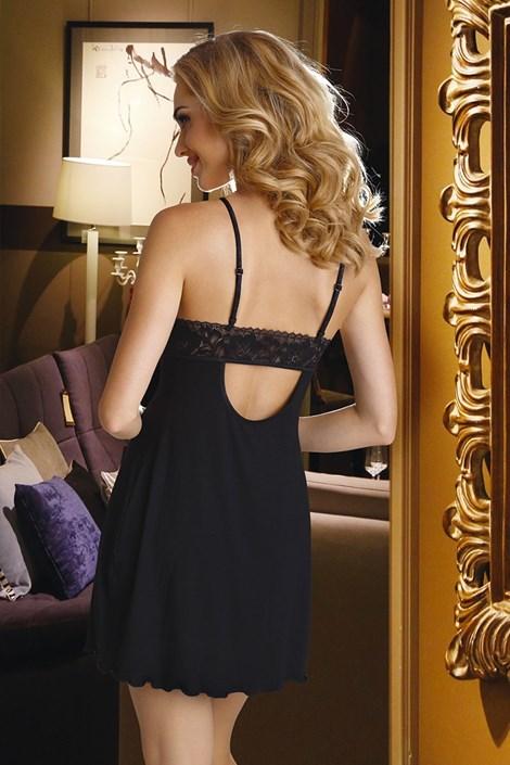 Elegantná košieľka Emi Black