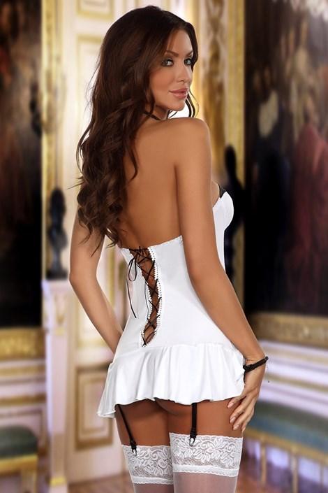 Zvodné šaty Eveline