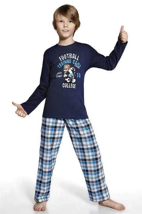 Chlapčenské pyžamko Fotbal