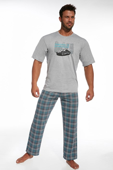 Pánske bavlnené pyžamo Freedom