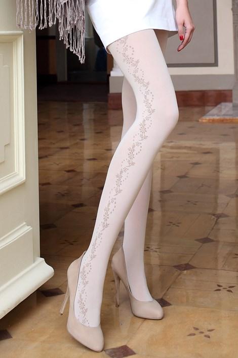 Elegantné pančuchové nohavice Glamour Soft 148
