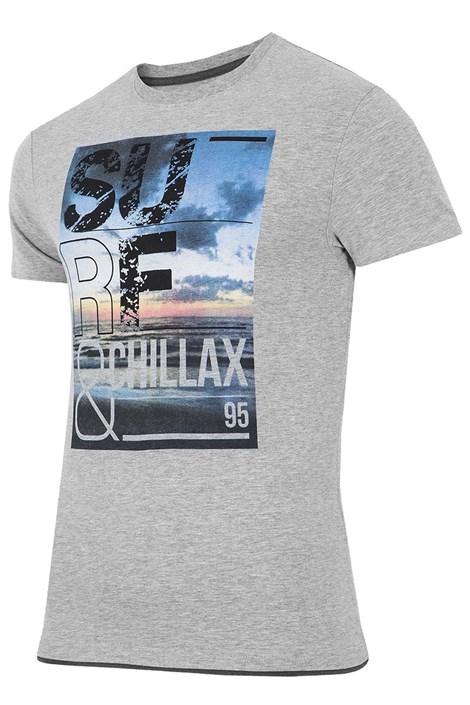 Pánske značkové tričko 4F TSM033