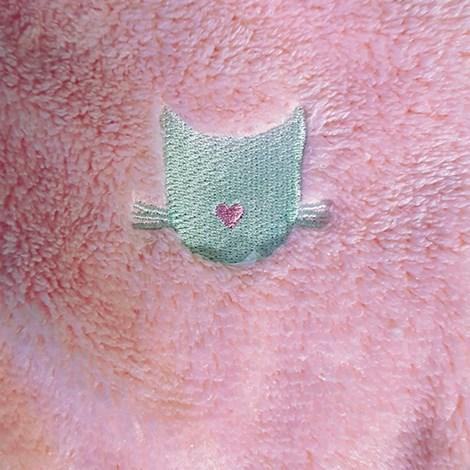 Hrejivé ponožky Lota Pink
