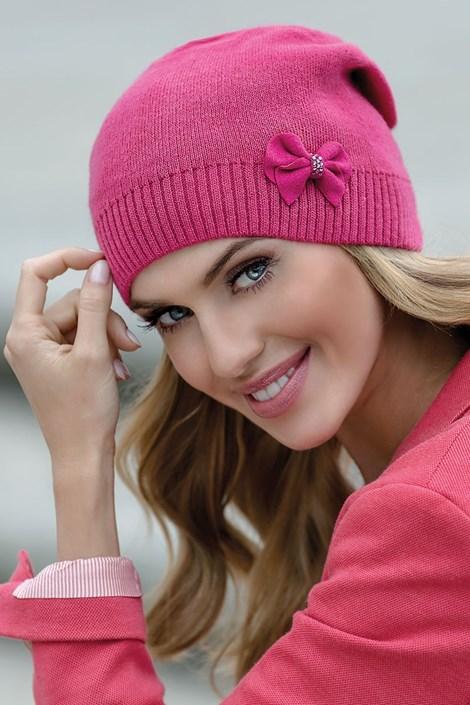 Dámska čiapka Nikola Pink