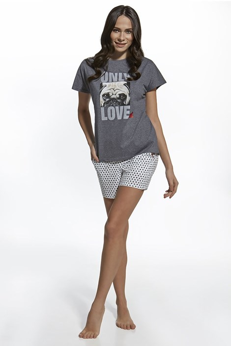 Dievčenské pyžamo Only love me
