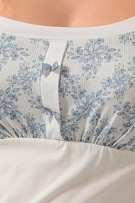 Elegantné dámske pyžamo Carol krátke