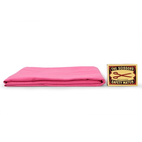 Funkčný uterák a osuška ružová