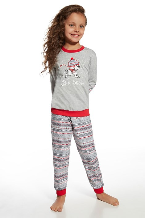 Dievčenské pyžamo Snow