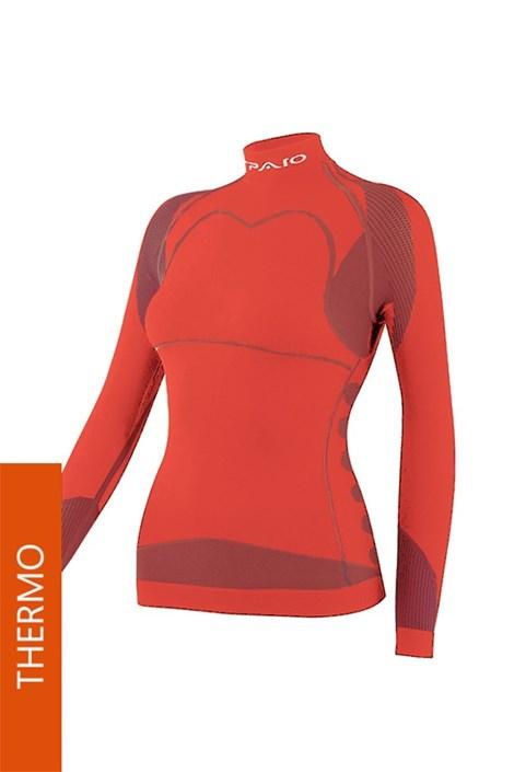 Tričko Thermo Line W03 dámske červené