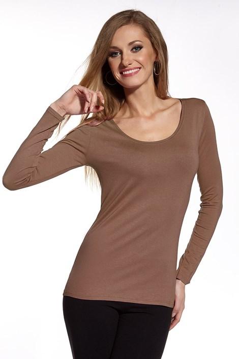 Dámske tričko Valerie s dlhým rukávom