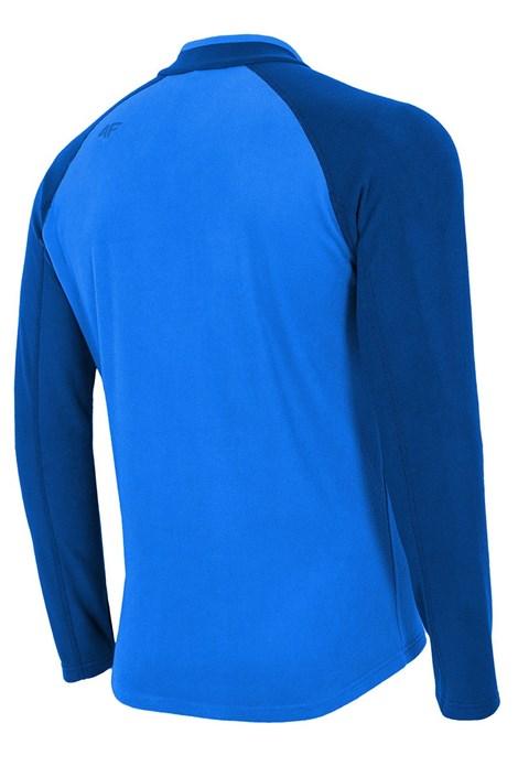 Pánska fleecová mikina Blue 4f
