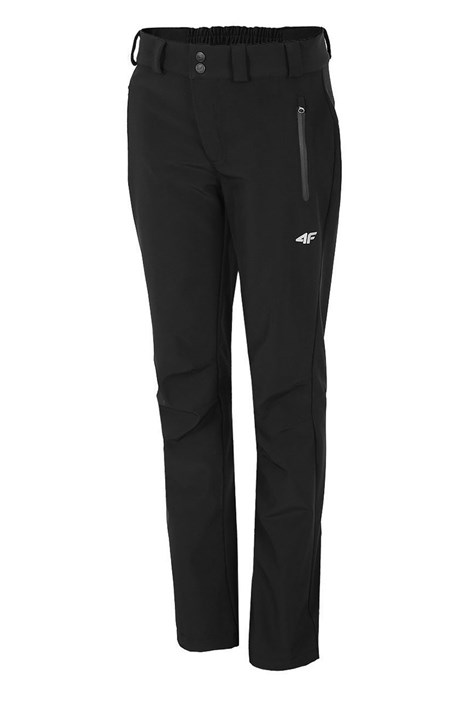 Dámske športové nohavice s fleecom 4f