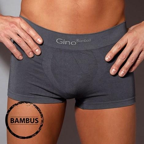 Boxerky Bamboo  krátka nohavička