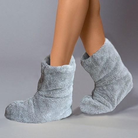 Hrejivé papuče Crystal
