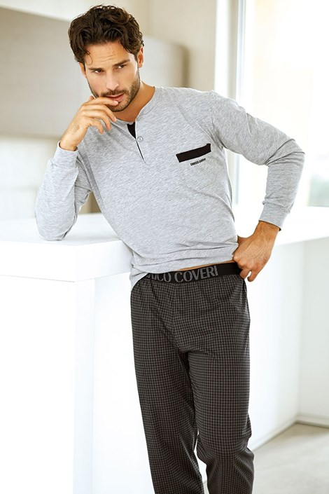Pánske talianske pyžamo Matteo
