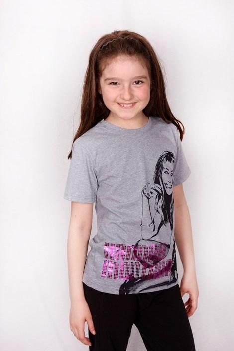 Tričko Hannah Montana1