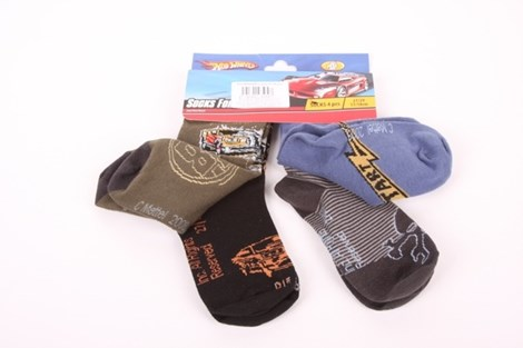 Ponožky Hot Wheels2