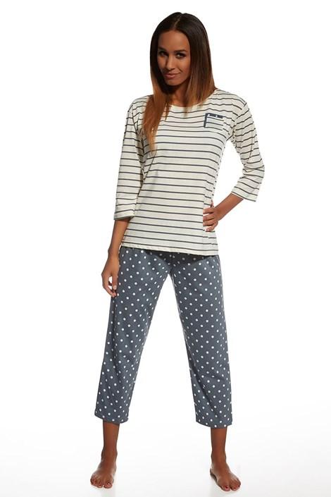Dámske bavlnené pyžamo Kristin