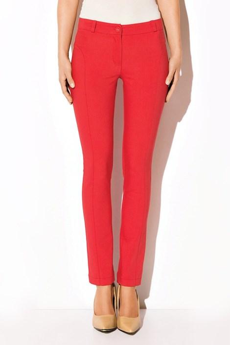 Luxusné nohavice Madison Red