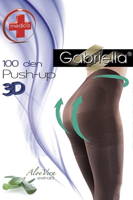 Pančuchové nohavice Push–Up 100 DEŇ