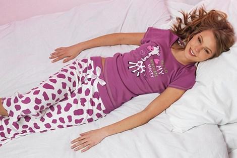 Pyžamo Muzzy 356