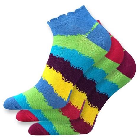 3pack ponožiek Piki Mix 39