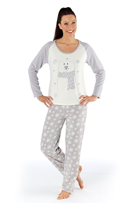 Dámske hrejivé pyžamo Polar bear