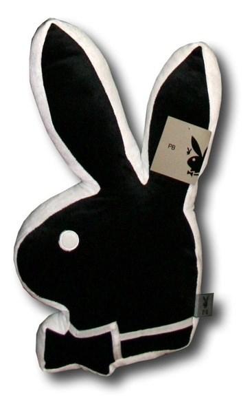 Vankúšik Bunny1 Black