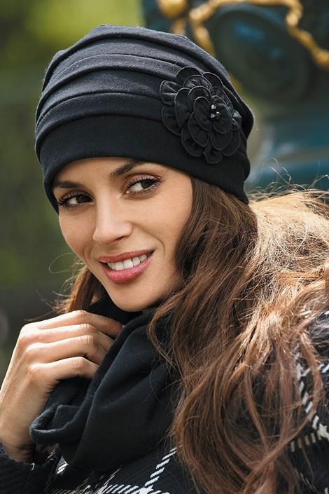 Dámska čiapka Priscila Black