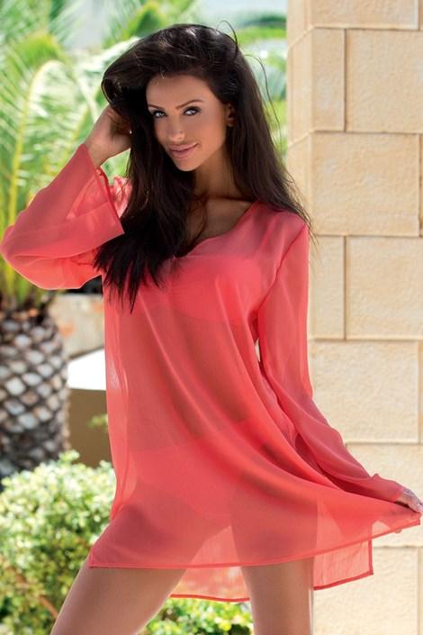Dámske plážové šaty TOO1 Coral
