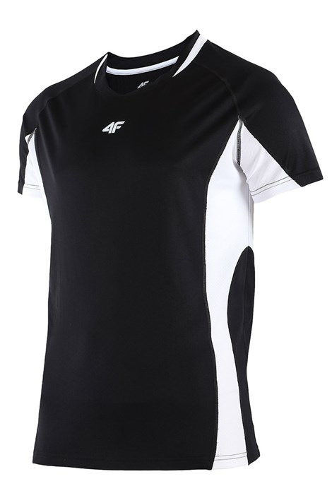 Pánske športové tričko Black