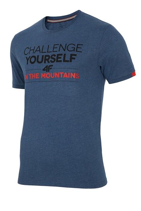 Pánske pohodlné tričko Challenge