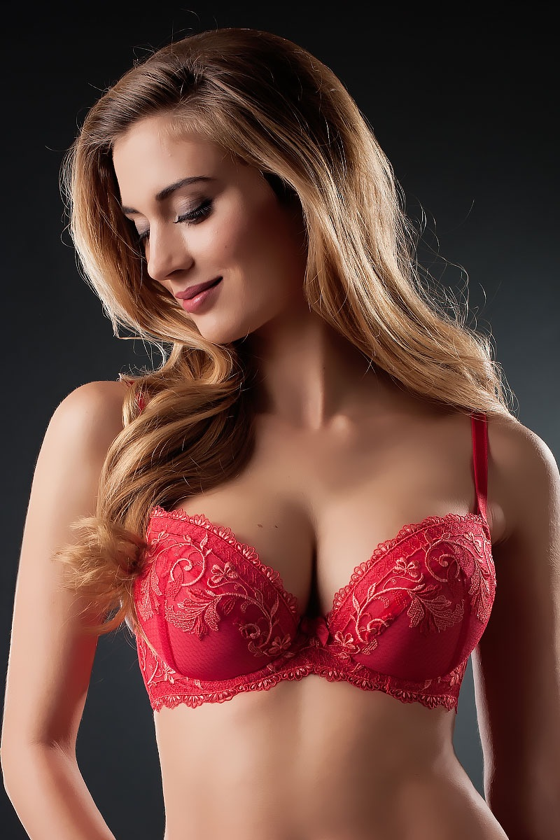 Podprsenka Florencia Push-UP