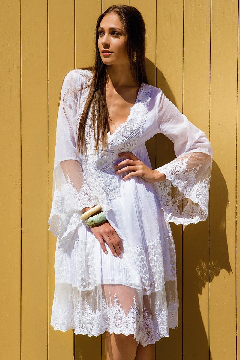 Dámske talianské košeľové šaty David Beachwear kolekcia Jaipur eshop ... ba977309b14